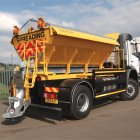 6m Permanent Mount Spreader - Rear