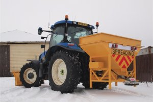 1.5m 3 Point Linkage Tractor Mounted Spreader